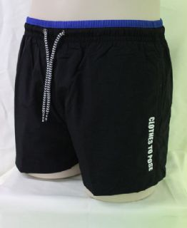 Black swimming Shorts